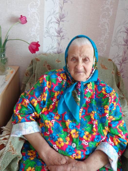 Зинаида Егоровна