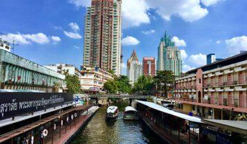 Бангкок. Фото pixabay.com
