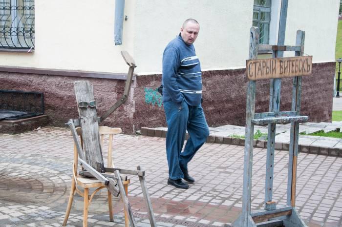 Да, арт-объекты могут удивить не на шутку. Фото Анастасии Вереск