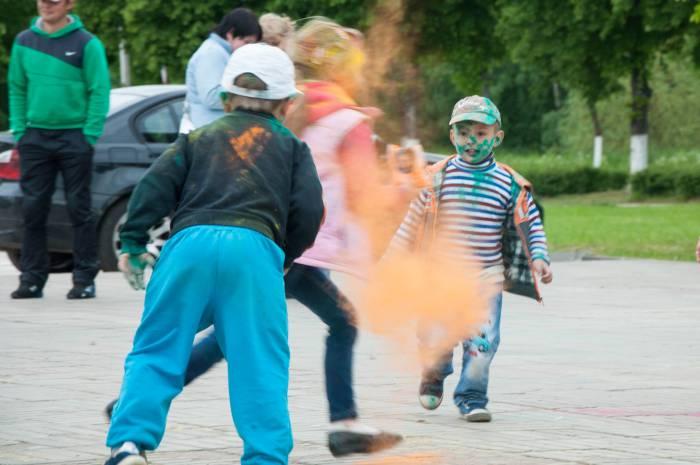 Огонь! Фото Анастасии Вереск