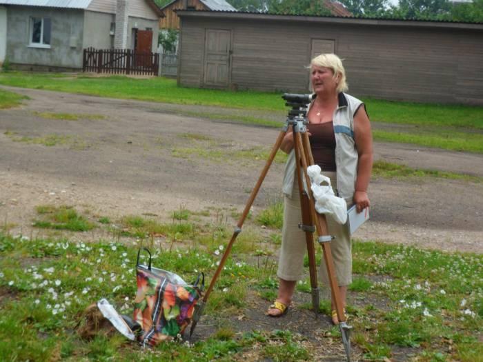 бубенько, ВГУ, археолог