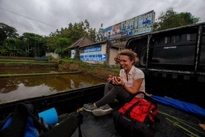Бали, путешествия