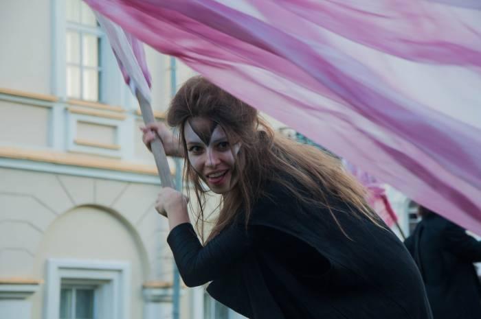 Начинаем представление! Фото Анастасии Вереск