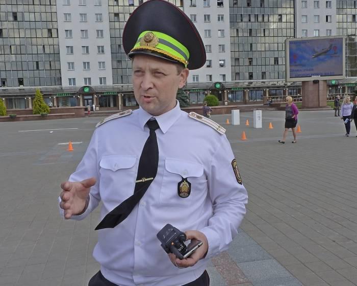 Александр Казючиц. Фото Светланы Васильевой