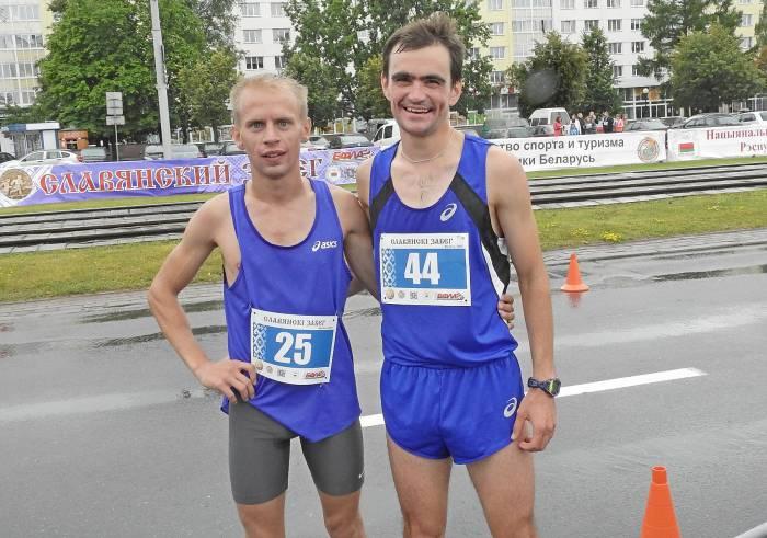 Антон Чепиков и Александр Кругленя. Фото Светланы Васильевой