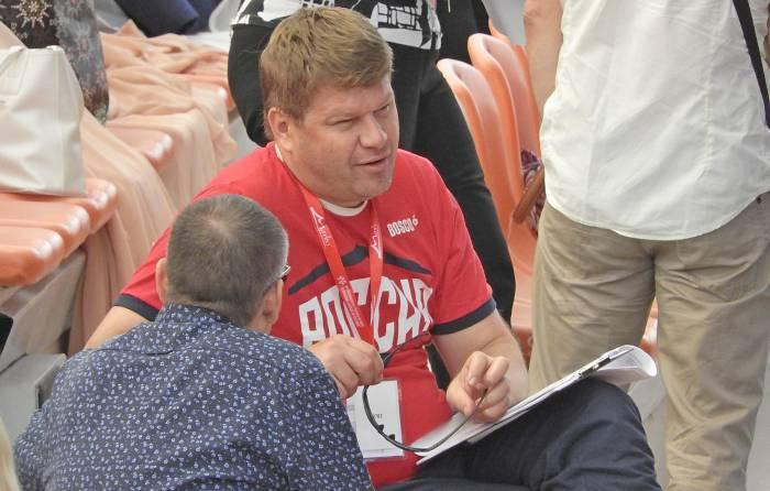 Дмитрий Губерниев. Фото Светланы Васильевой