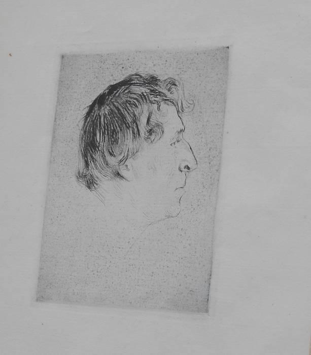 На портрете Марку Шагалу 35 лет. Фото Светланы Васильевой
