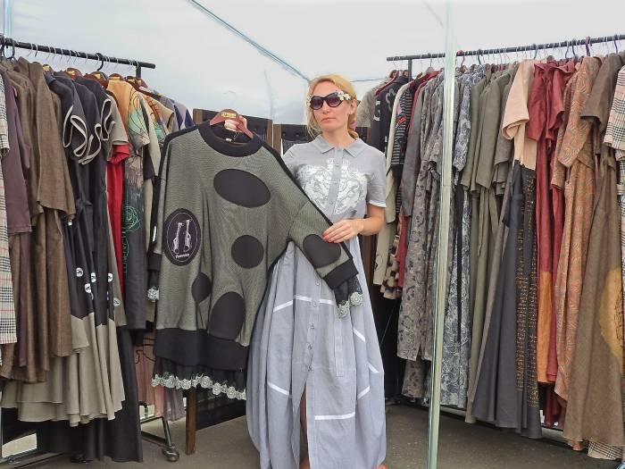 Эксклюзивная одежда марки Davidova. Фото Светланы Васильевой