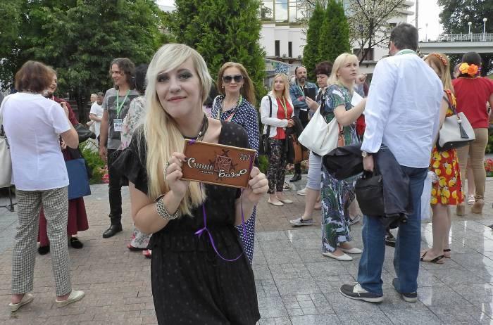 Нина Кралич (Хорватия). Фото Светланы Васильевой