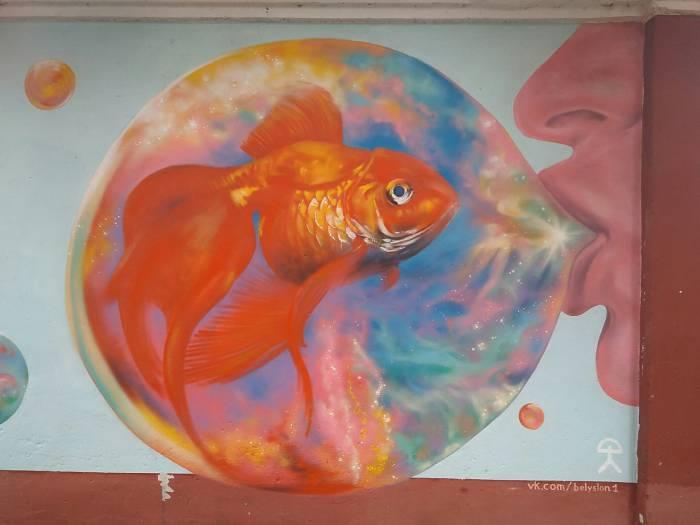 Тест: 7 хитрых вопросов про граффити в Витебске