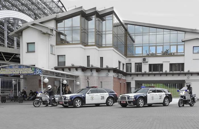 Наибольшая численность сотрудников милиции будет задействована в центральной части города. Фото Светланы Васильевой