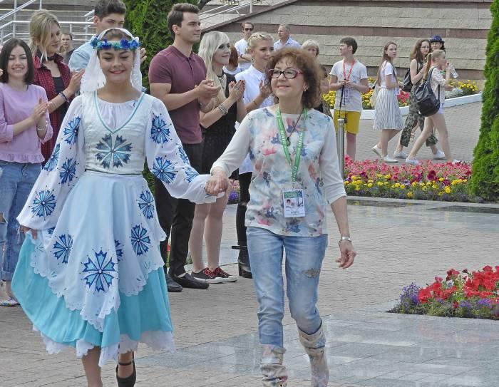 Ядвига Поплавская. Фото Светланы Васильевой