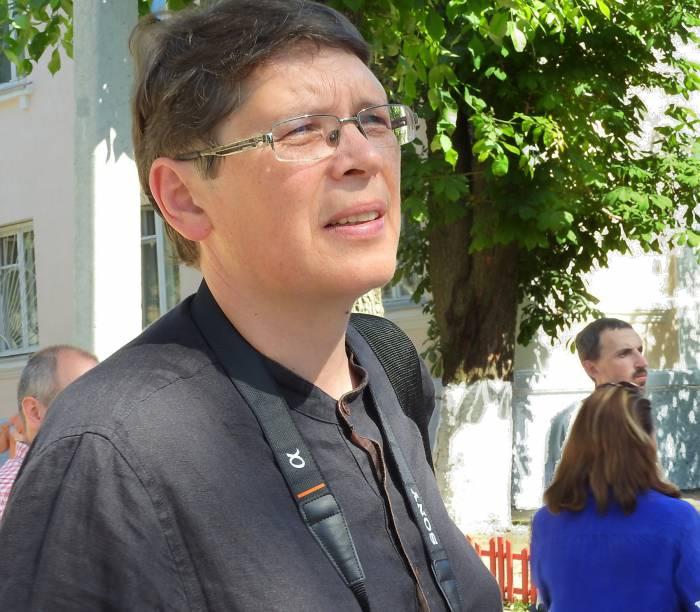 Андрей Духовников. Фото Светланы Васильевой