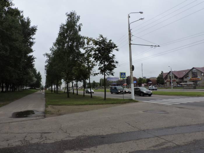 витебск, улица терешковой