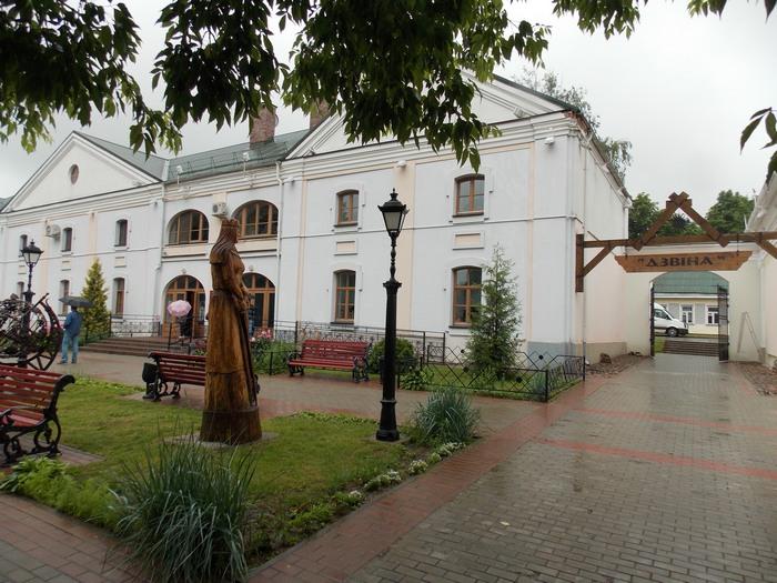 Витебск, Двина