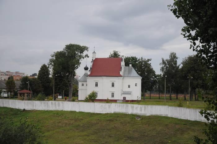 Восстановление Кутеинского монастыря в Орше. Лето 2016 года. Фото Ольга Витебская
