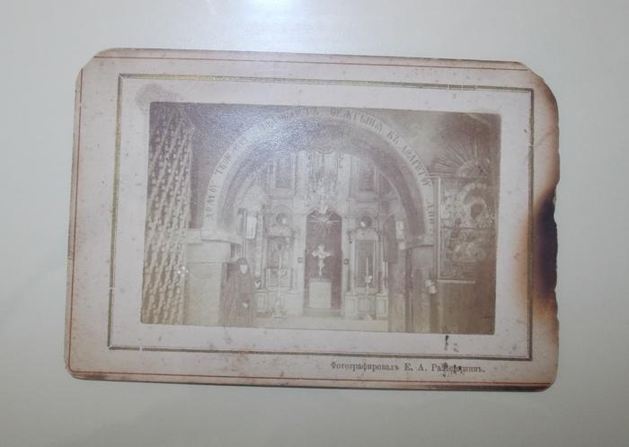 иконостас, Полоцк, православие, Корженевский