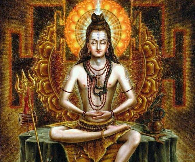 Шива, индуизм, Корженевский