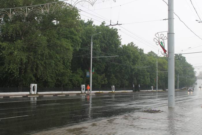 Витебск дождь