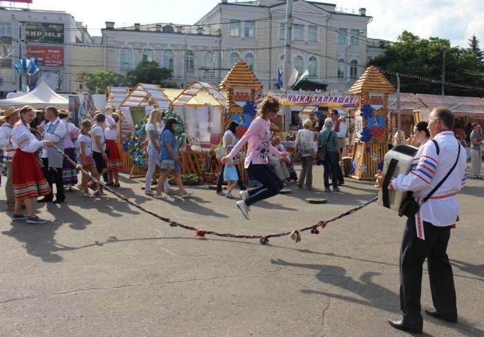 славянский базар, витебск, площадь Свободы