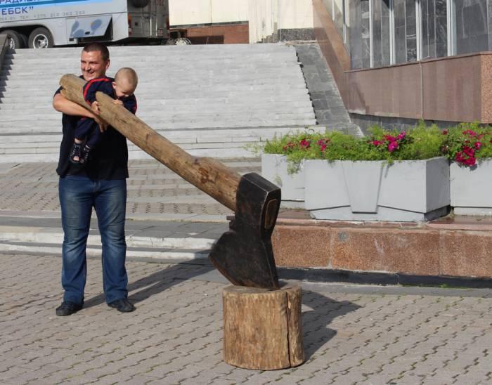 славянка, фото