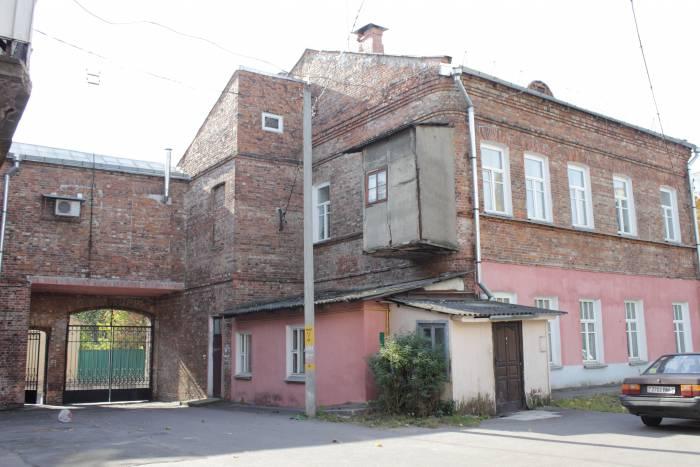 Старый дом в районе вокзала. Фото Анастасии Вереск