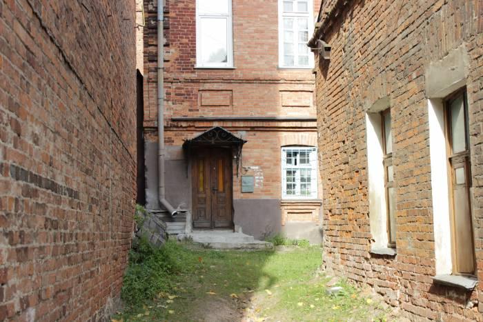 Дворик доходного дома. Фото Анастасии Вереск