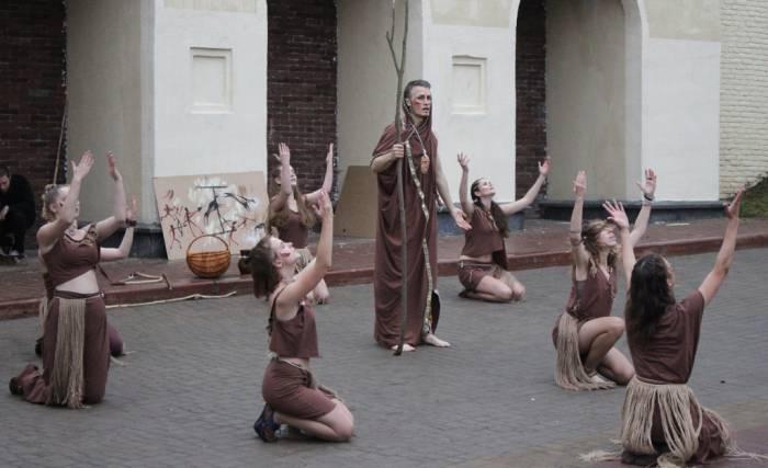 """СОБА """"Ки"""", фест, спектакль, Африка"""