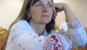 Ларыса Шчыракова. Фота з Фэйсбука