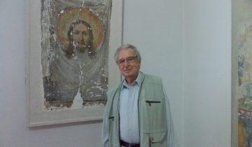 Попкович, Витебск, фреска, Спас