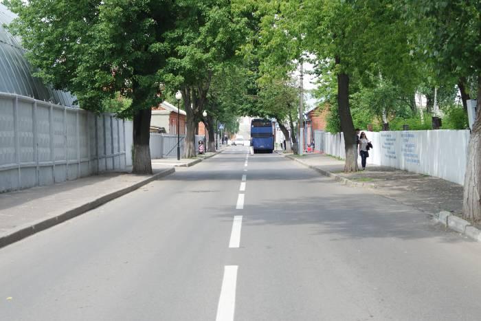 Улица Покровская. Фото Ольга Витебская