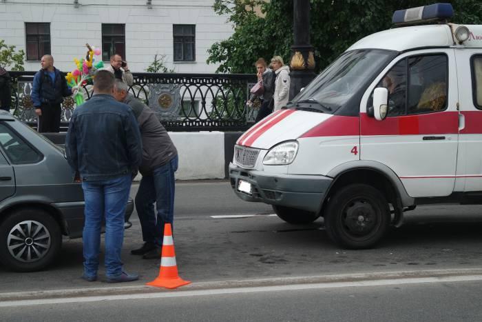 ДТП Кировский мост