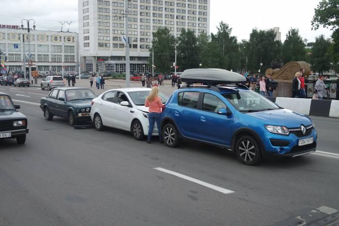 ДТП Кирова