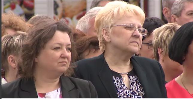 Женщины на встрече с Александром Лукашенко. Фото из видео с официального Интернет-портала Президента Республики Беларусь