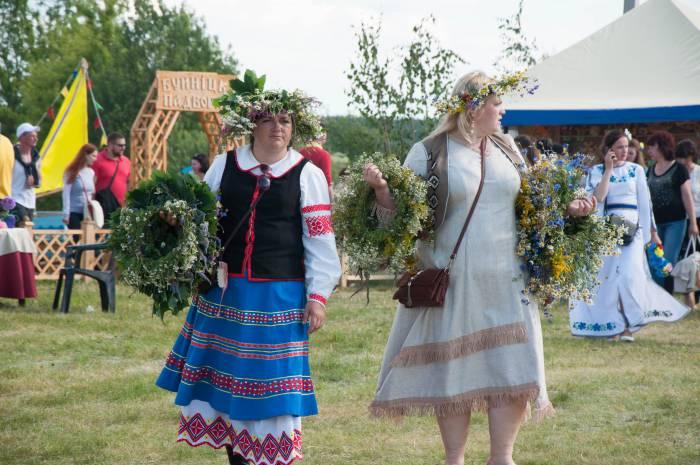 Главное украшение праздника. Фото Анастасии Вереск