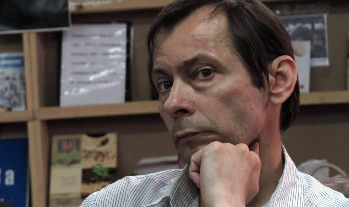 Віктар Качан. Фота з асабістага архіва