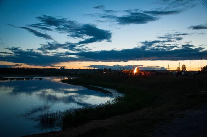 Лепельский пейзаж. Фото Анастасии Вереск