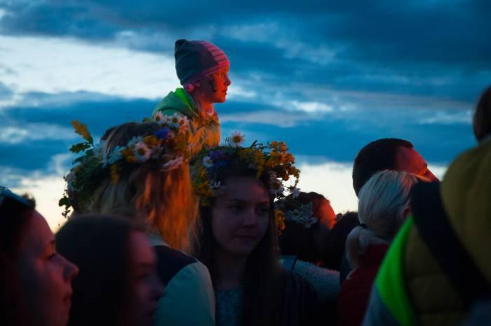 Атмосфера Купалья. Фото Анастасии Вереск