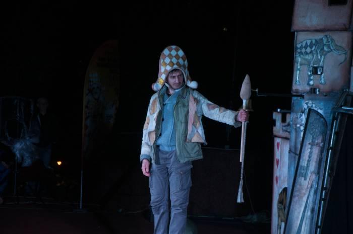 Предводитель кукольного воинства. Фото Анастасии Вереск