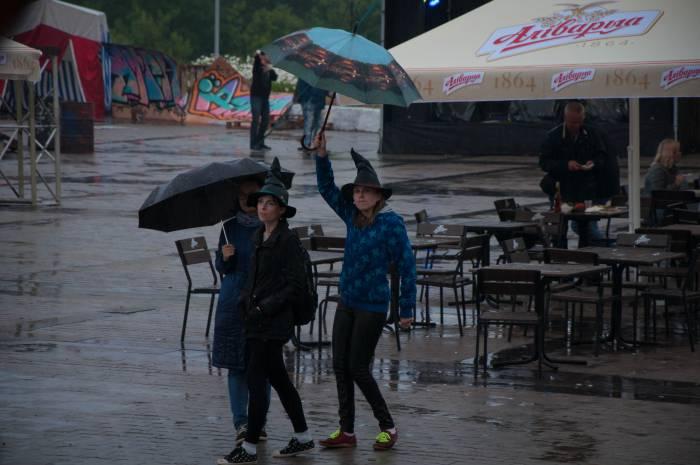 Дождливое настроение. Фото Анастасии Вереск