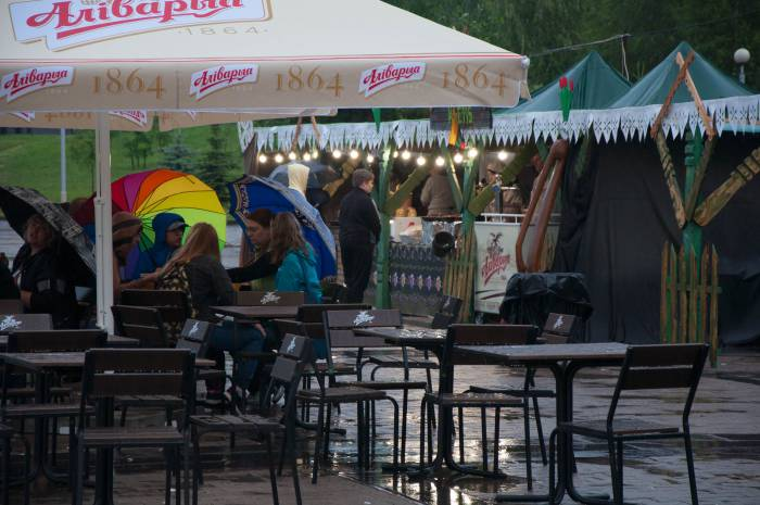Фест-пикник состоится при любой погоде. Фото Анастасии Вереск