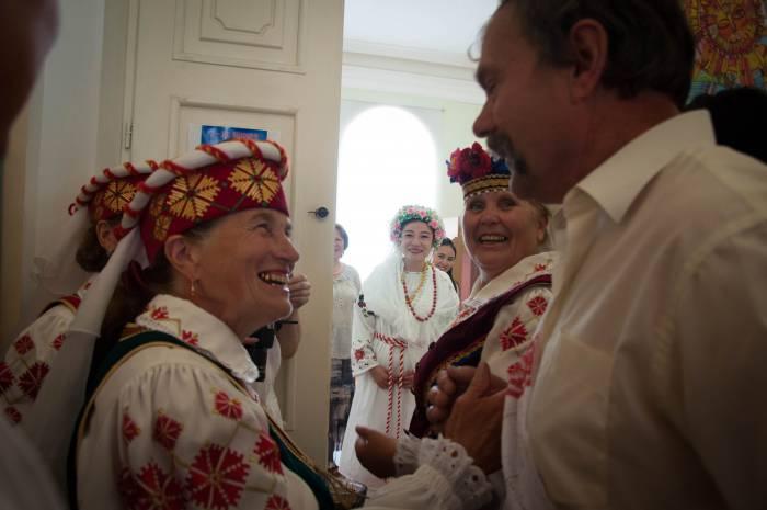 Счастливая невеста. Фото Анастасии Вереск