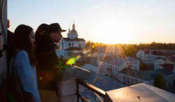 Панорама с башни Ратуши. Фото Анастасии Вереск