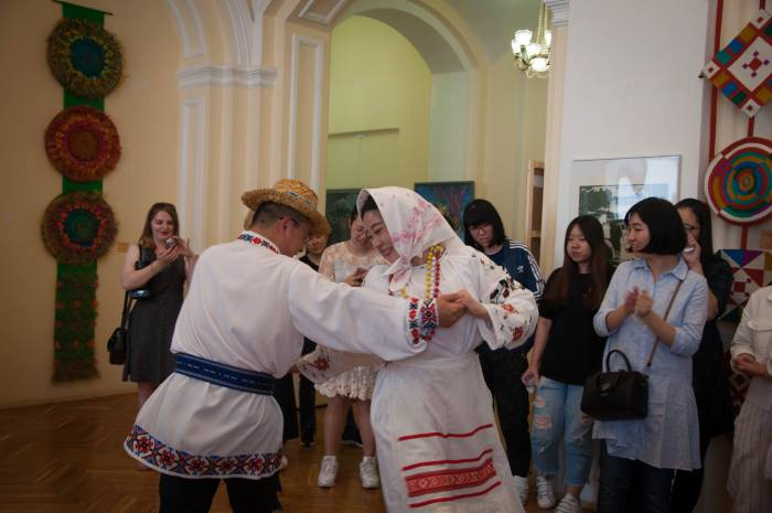 Танец молодоженов. Фото Анастасии Вереск