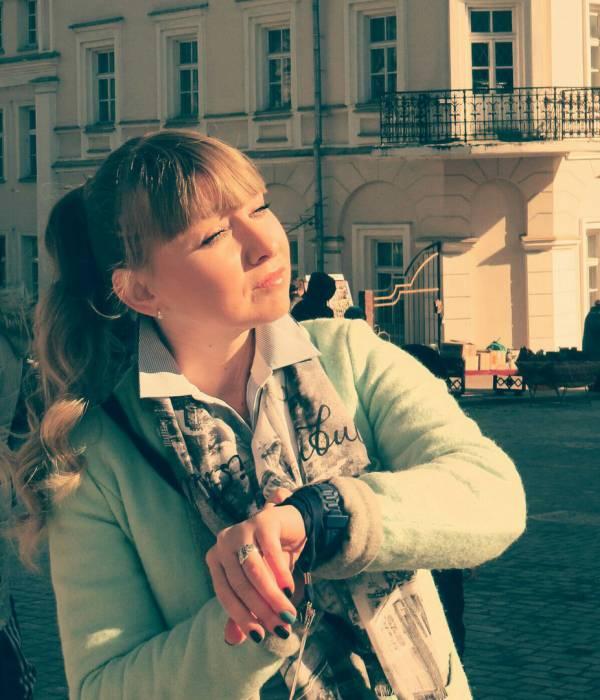 Ольга Кольчугина. Фото из личного архива героя статьи