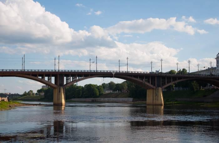 Кировский мост. Фото Анастасии Вереск