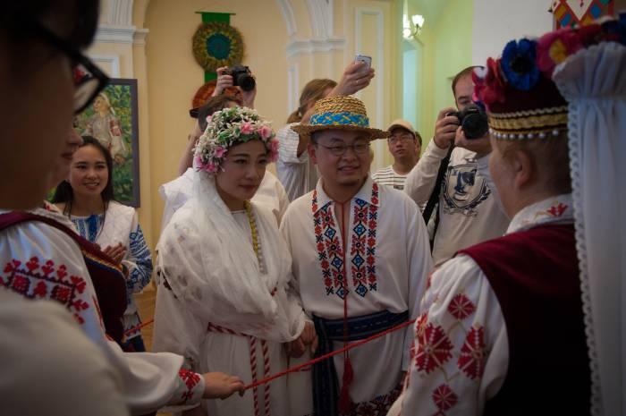 Народный оберег. Фото Анастасии Вереск