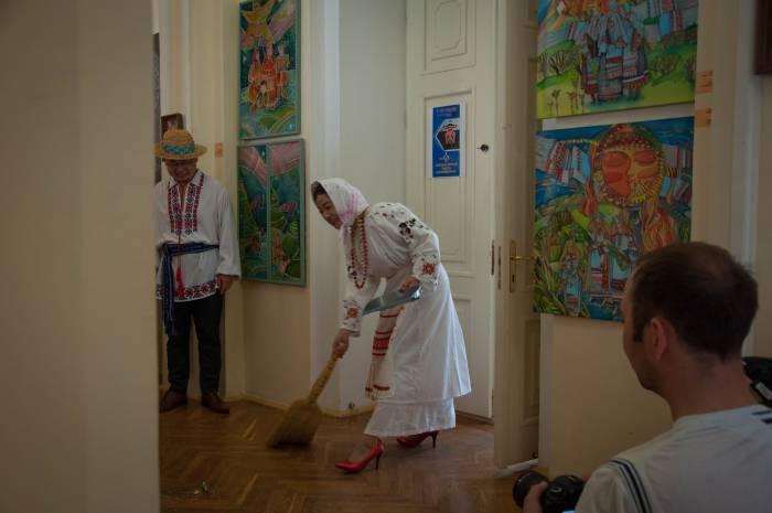 Испытание для невесты. Фото Анастасии Вереск