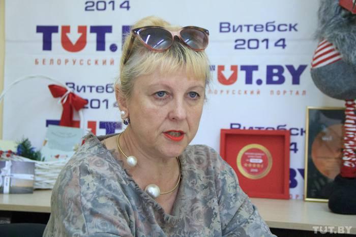 Людмила Германова. Фото: Игорь Матвеев / tut.by