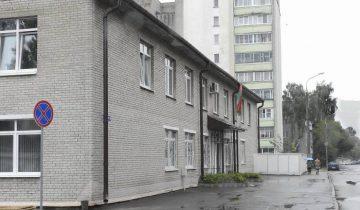 Суд Первомайского района Витебска. Фото Светланы Васильевой